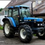 Ford New Holland Tractor Service Workshop Manual X X