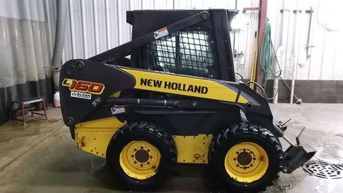 New Holland L160 L170 Skid Steer Loader Service Repair